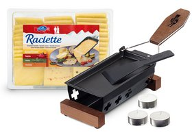heisse raclette angebote emmi food service. Black Bedroom Furniture Sets. Home Design Ideas